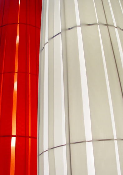 Colonne H198 floor lamp by Dix Heures Dix