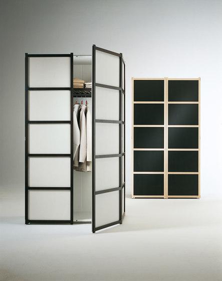 Solaio Wardrobe by CASAMANIA & HORM