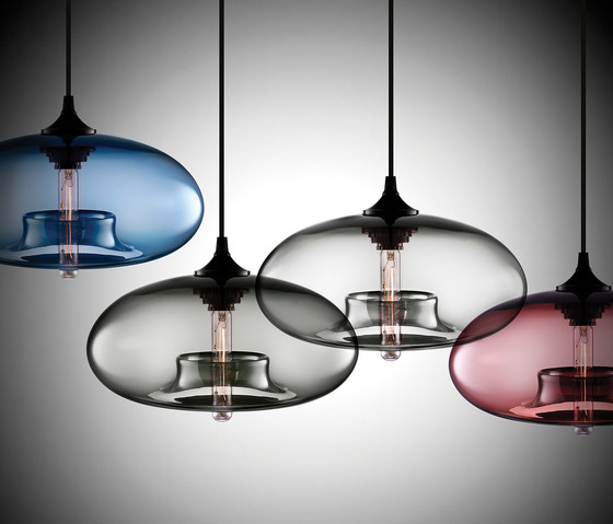 Aurora Modern Pendant Light by Niche