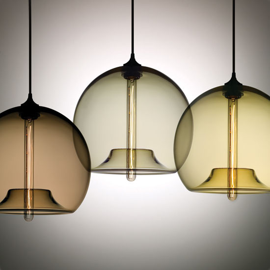 Stamen Modern Pendant Light by Niche