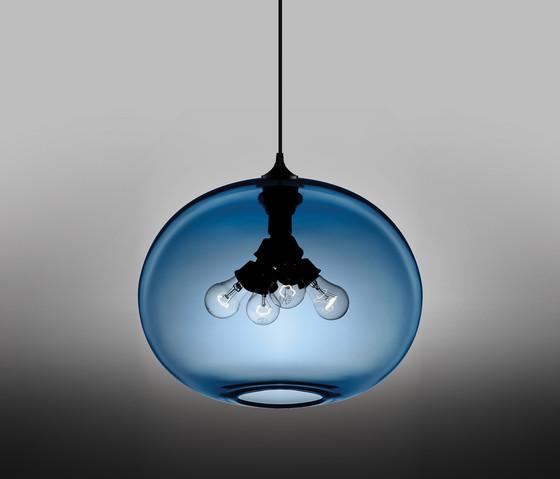 Evan Elvis Only Lights Niche Modern Blown Glass Pendants