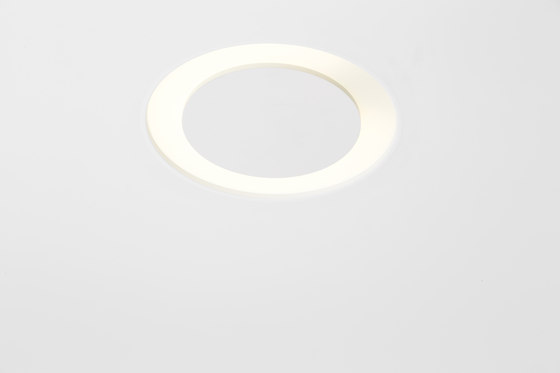 Downut 1x T5C by Modular Lighting Instruments