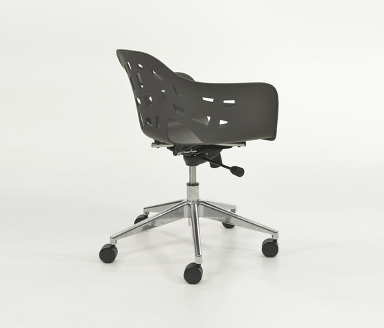Miralook Swivel Chair by Amat-3