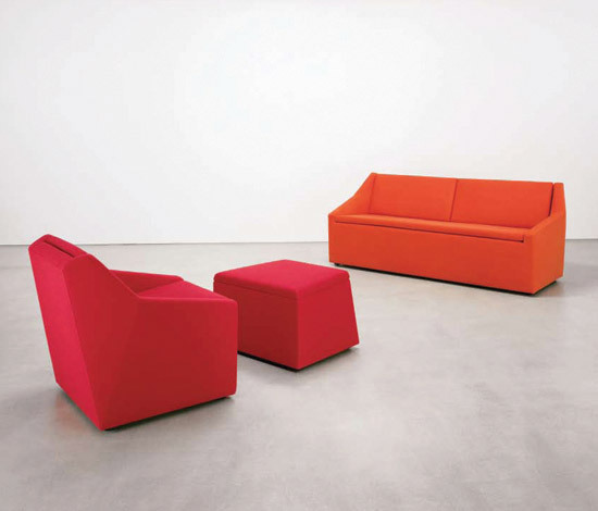 Fritz Sofa by Dune