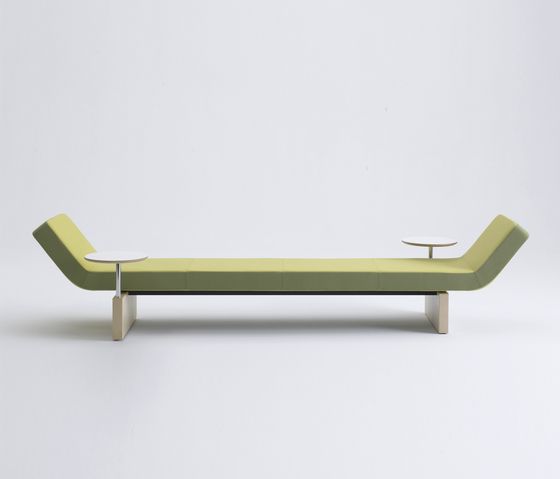 Space bench by Magnus Olesen