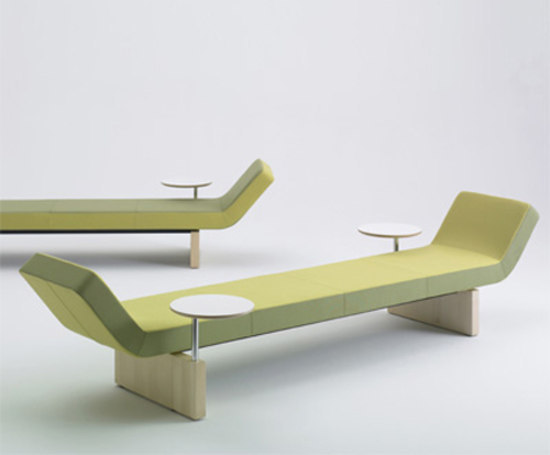 Space bench de Magnus Olesen