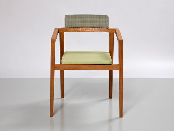Session Relax chair by Magnus Olesen