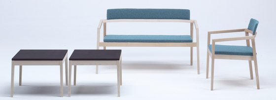 Session Relax Hocker von Magnus Olesen