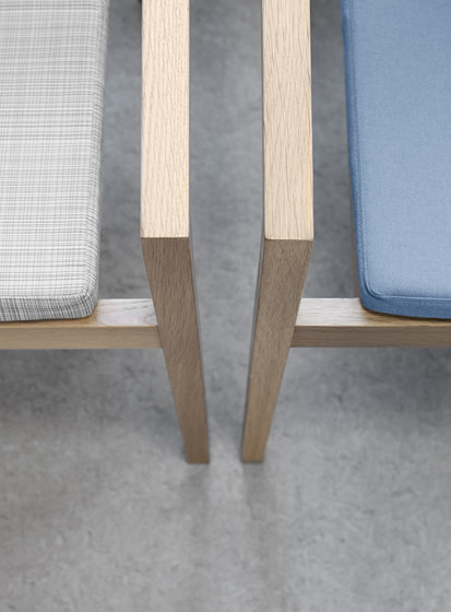 Session Relax stool by Magnus Olesen
