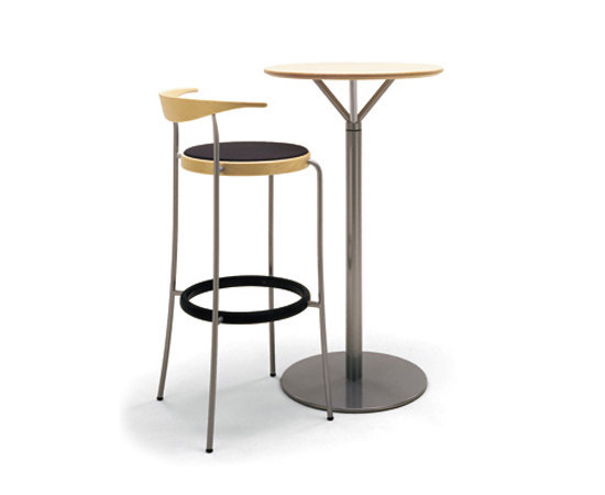 Partout stool by Magnus Olesen