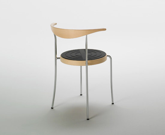 Partout Chair by Magnus Olesen