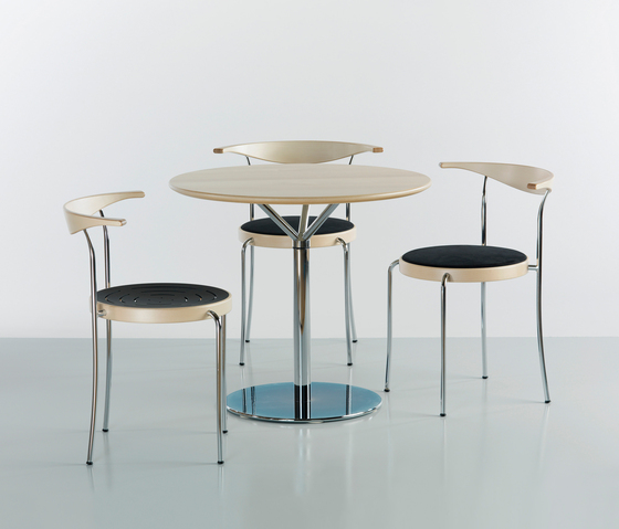 Partout Bar stool by Magnus Olesen
