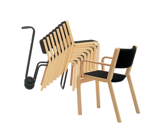 45-Serie chair by Magnus Olesen