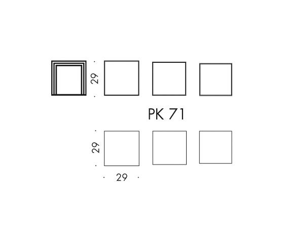 PK71™ de Fritz Hansen