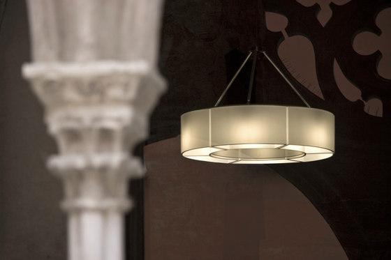 Sexta 12   Pendant Lamp by Santa & Cole