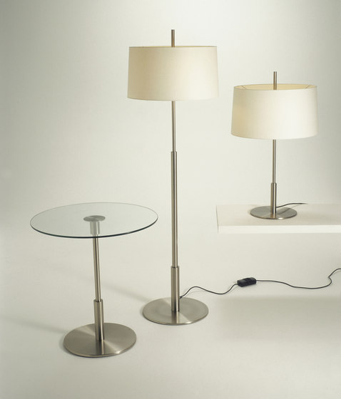 Diana | Floor Lamp de Santa & Cole
