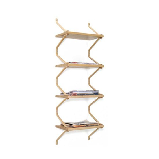 Magazine shelving | Mi 1060 by Bruno Mathsson International