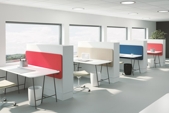Softline™ table screen von Abstracta