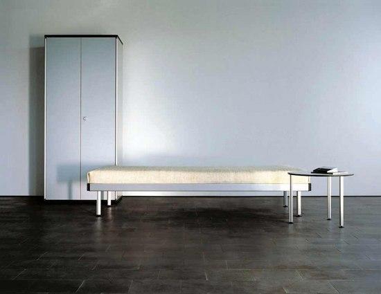 bett 2 liege 2 einzelbetten von lehni architonic. Black Bedroom Furniture Sets. Home Design Ideas