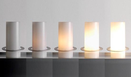 Hikaru table lamp by Lehni