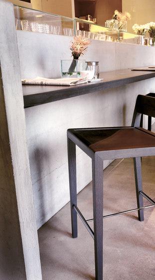 Bryant tavolo tondo allungabile von Porada
