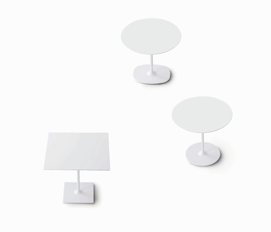 Dizzie | H 74 - Oval base by Arper