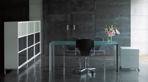 Deneb Teka table & bank de STUA