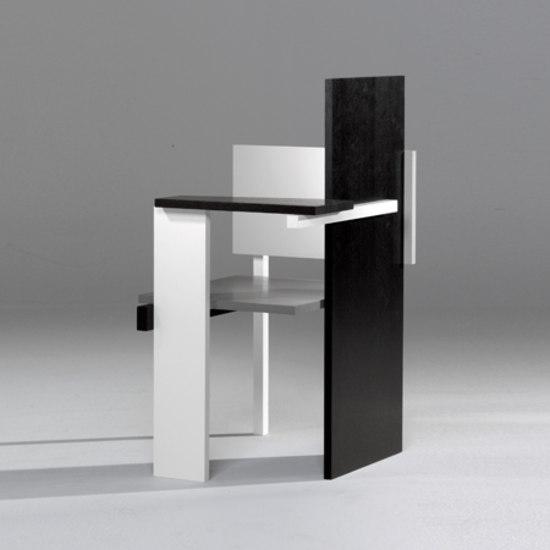 berlin chair de rietveld by rietveld produit. Black Bedroom Furniture Sets. Home Design Ideas