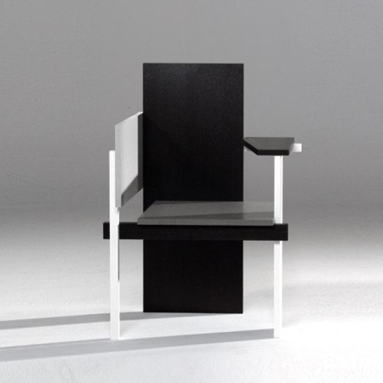 berlin chair by rietveld by rietveld product. Black Bedroom Furniture Sets. Home Design Ideas