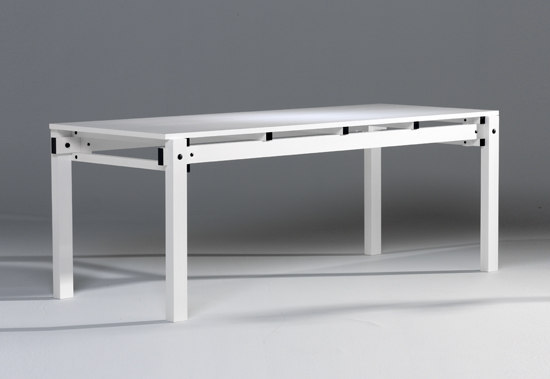 Military Table Dining Tables From Rietveld By Rietveld