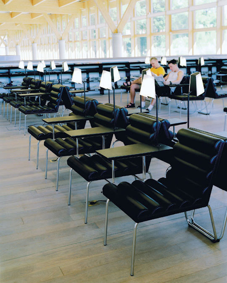 Chicago Modular Seating by Lammhults