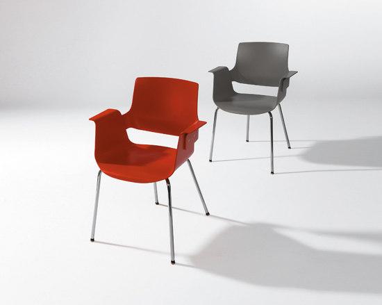 marchand stuhl modell 4084 konferenzst hle von embru werke ag architonic. Black Bedroom Furniture Sets. Home Design Ideas