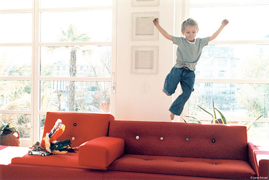 Polder Sofa XL by Vitra