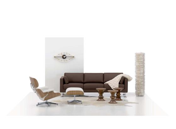 Eames Stool Modell A von Vitra
