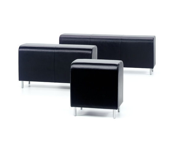 Bench Three-seater by Vitra