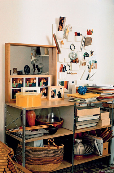 Eames Storage Unit Shelf von Vitra