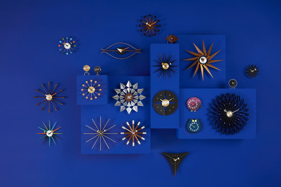 Star Clock by Vitra