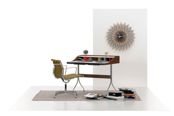 Sunburst Clock by Vitra
