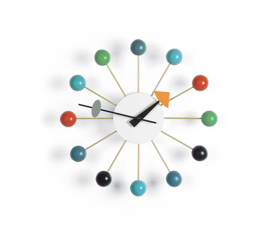 Polygon Clock de Vitra
