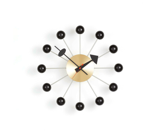 sunflower clock uhren von vitra architonic. Black Bedroom Furniture Sets. Home Design Ideas