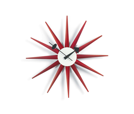 Wheel Clock von Vitra