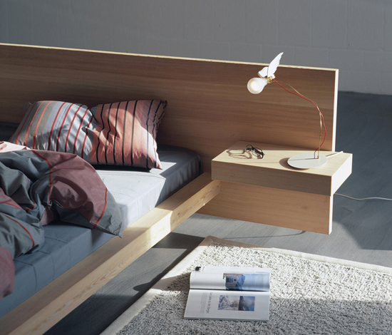 cama Bed by tossa