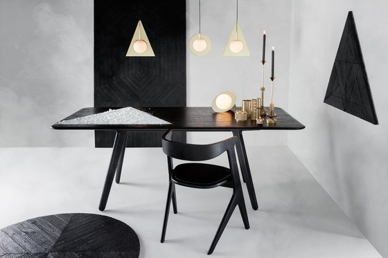 Slab Chair Natural de Tom Dixon