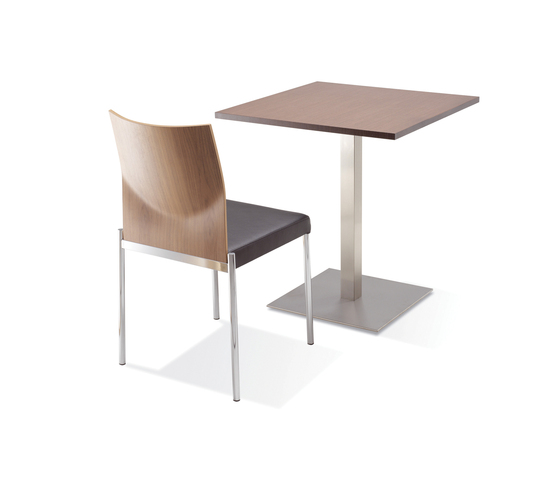 Glooh Upholstered cantilever by KFF