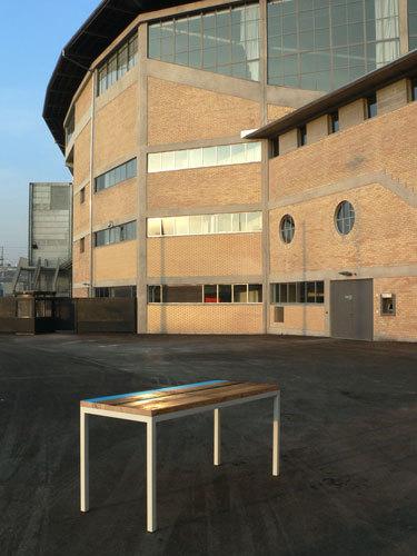 Table Hallenstadion by macmeier