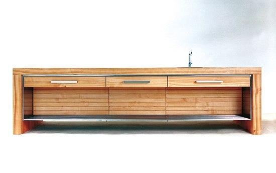 Tischlerei Sommer kochtisch 2 island kitchens from tischlerei sommer architonic