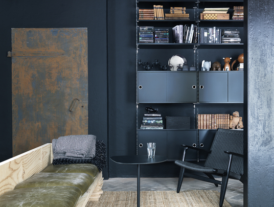 string plex pocket black di string furniture