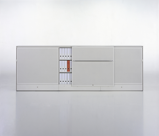 Ad Hoc Storage Wall by Vitra