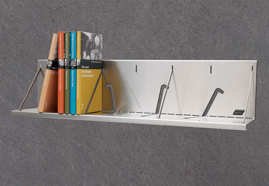 Do-it-yourshelf di designerslabel