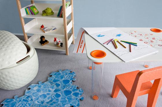 Puzzle Carpet by Magis